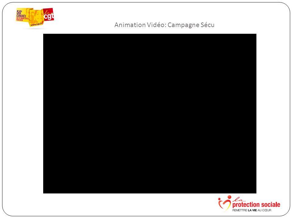 Animation Vidéo: Campagne Sécu