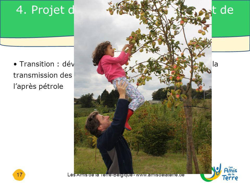 17 Les Amis de la Terre-Belgique - www.amisdelaterre.be 4.