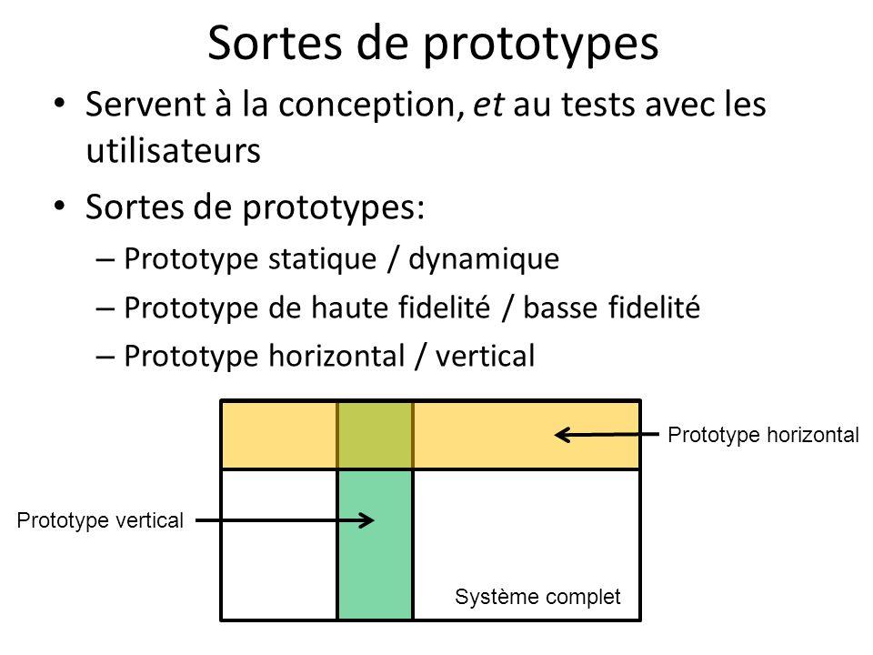LOG350 A2006 Analyse, vision et domaine 73 Fenêtres virtuelles Règles de construction Utiliser le moins de modèles de fenêtre possible Utiliser le moins d instances de fenêtre possible pour une tâche –Surtout pour les tâches importantes/fréquentes –Évitez les séquences étape-par-étape extrèmes (exemple: les « Wizard ») Essayer davoir chaque donnée affichée dans une seule fenêtre, surtout quand les données seront modifiables –Sinon, ça peut nuire à la formation dun bon modèle conceptuel Les fenêtres virtuelles peuvent être plus petites que la taille réelle de l écran –Plus tard, elles pourront être combinées