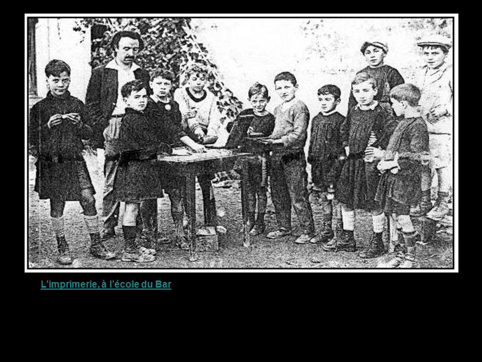 L´ École buissonnière Jean-Paul le Chanois.