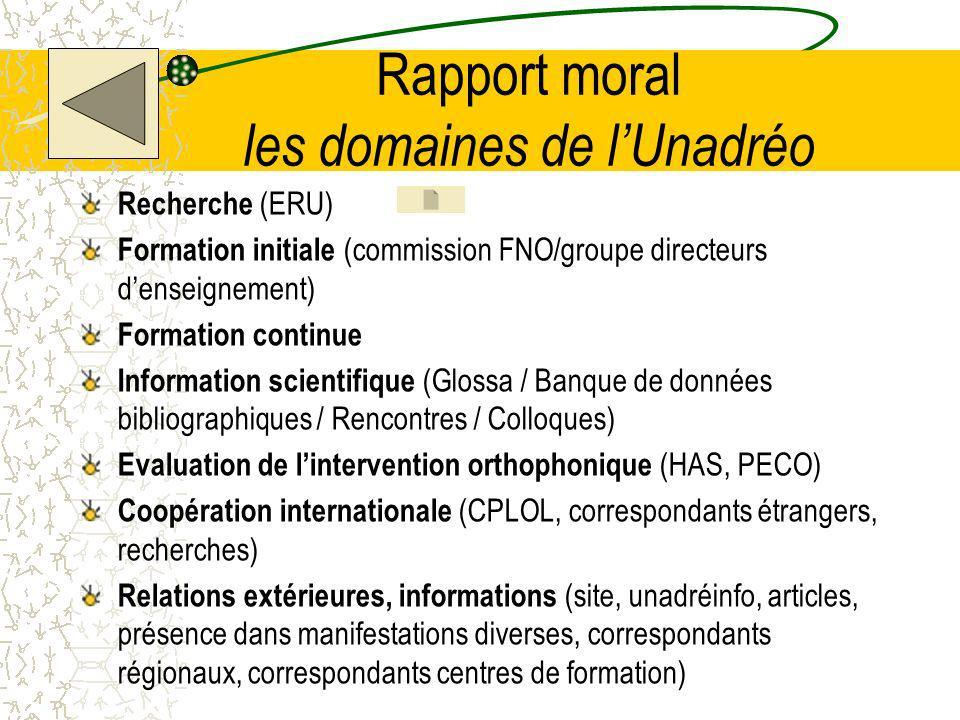 ERU 10 ; TCS (modalité orale) ERU achevée ; un article est soumis à Glossa 53 testeurs en métropole ; 665 sujets testés….environ 1000 mails.