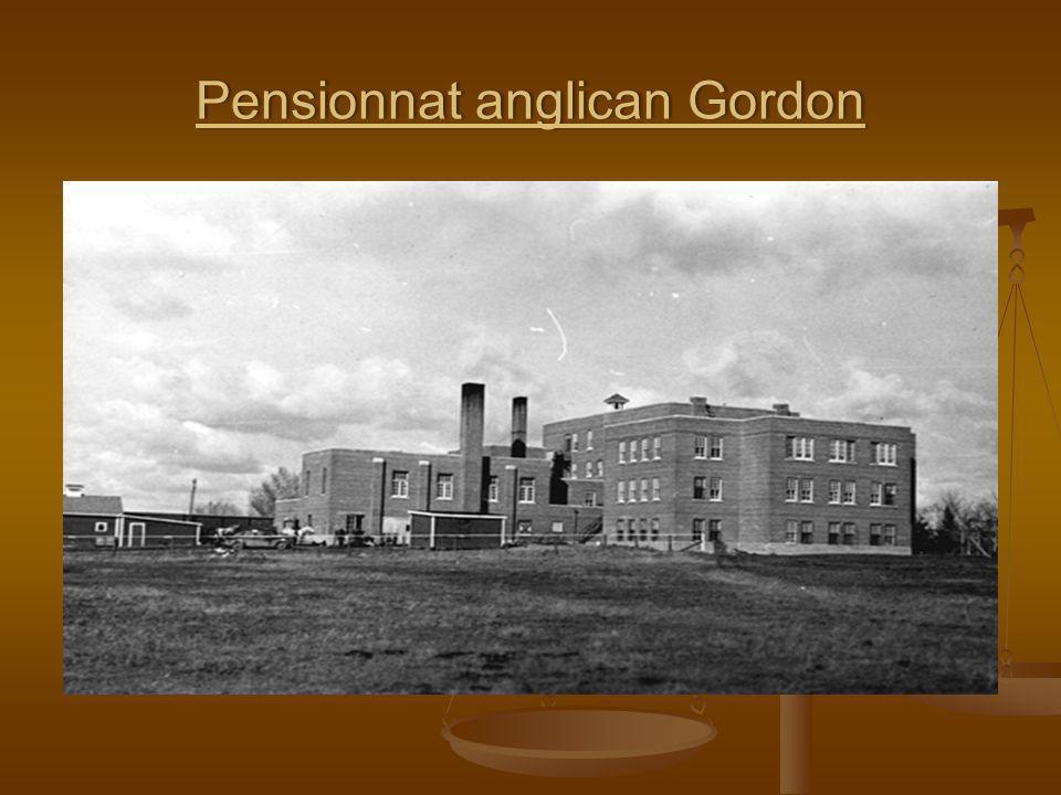 Pensionnat anglican GordonPensionnat anglican Gordon