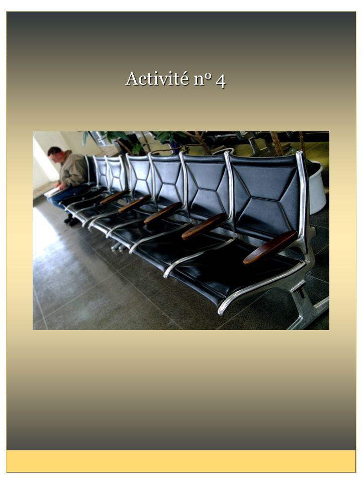 Activité n o 4