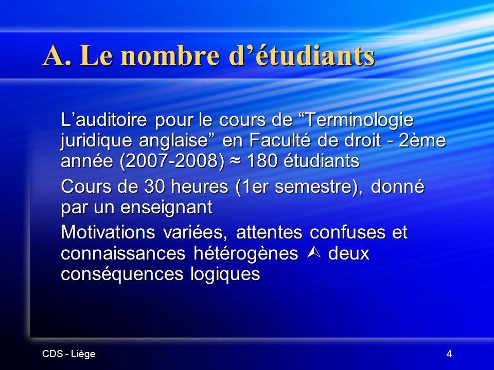 CDS - Liège5 a).