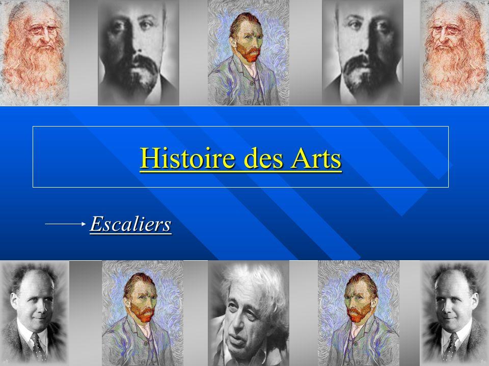 Histoire des Arts Escaliers