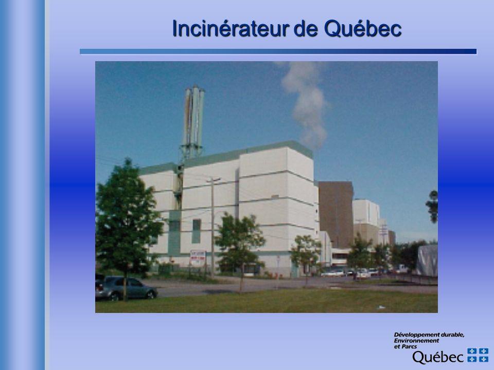 Incinérateur de Québec