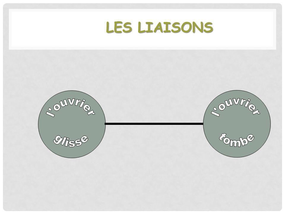 LES LIAISONS