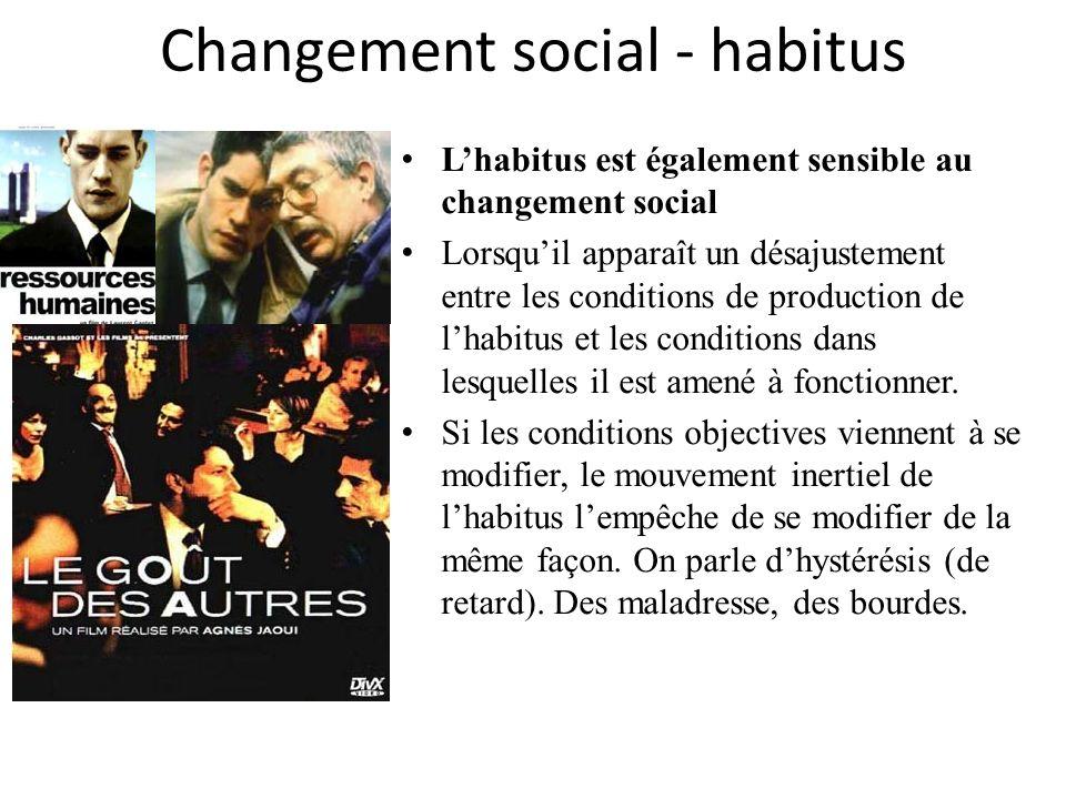 Espace social