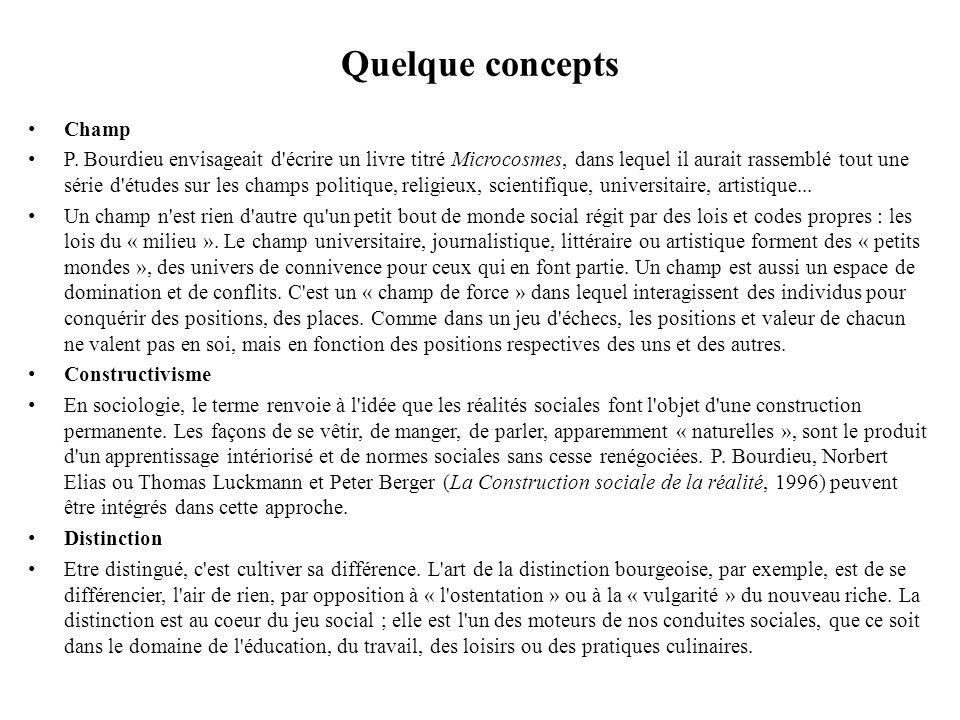 ecole LEcole : une instance cruciale de la socialisation culturelle LEcole cherche à inculquer le « culte » de culture, de « devoir aimer ».