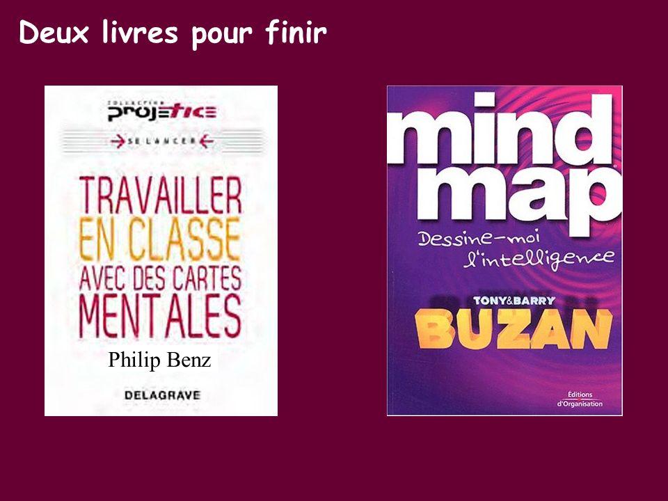 Philip Benz Deux livres pour finir