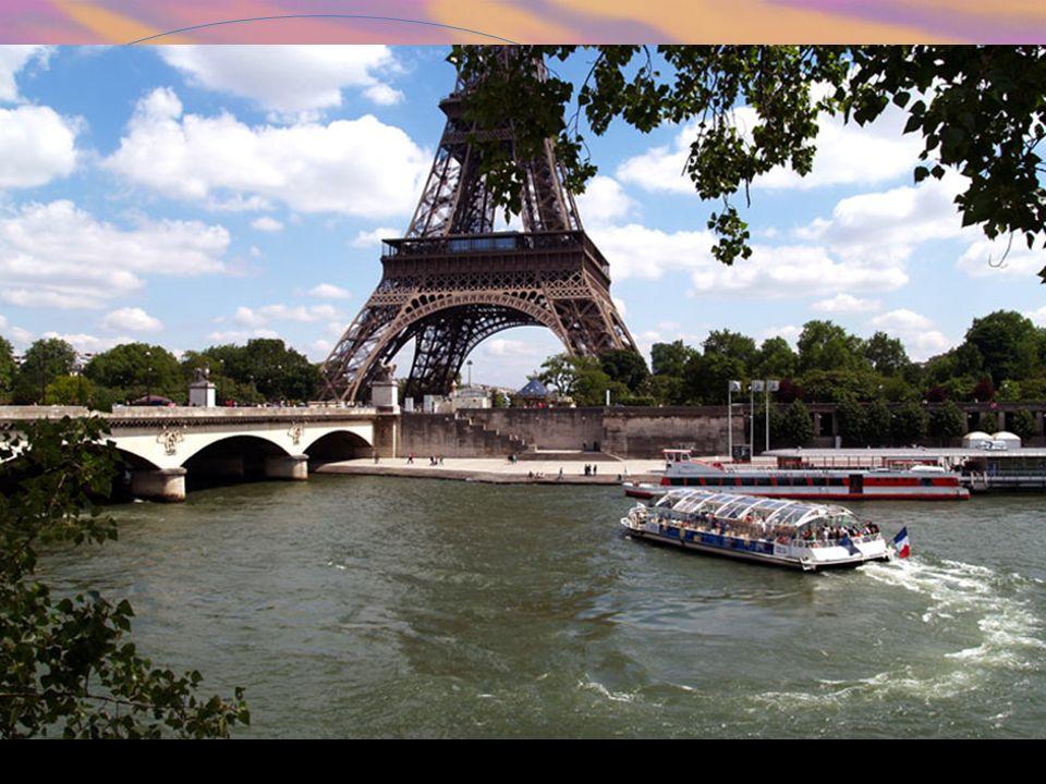 Quel est le fleuve qui traverse Paris.