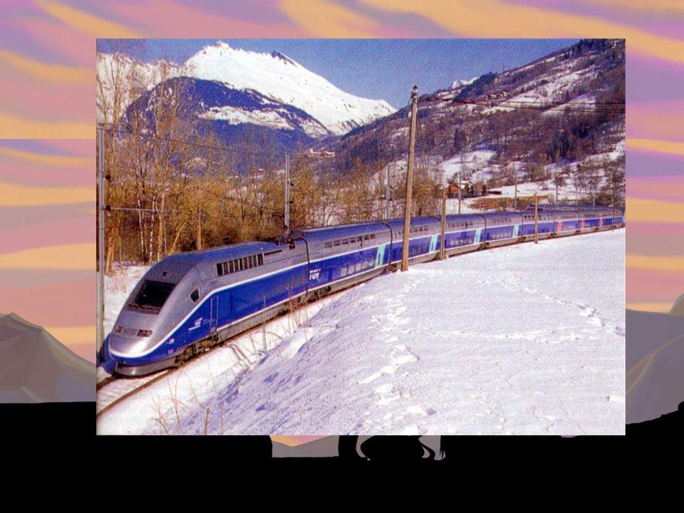 Le TGV signifie Train à grande ____.