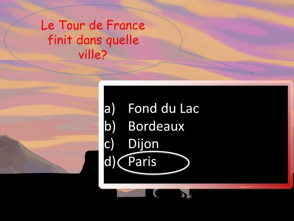 Qui nhabite pas en France.