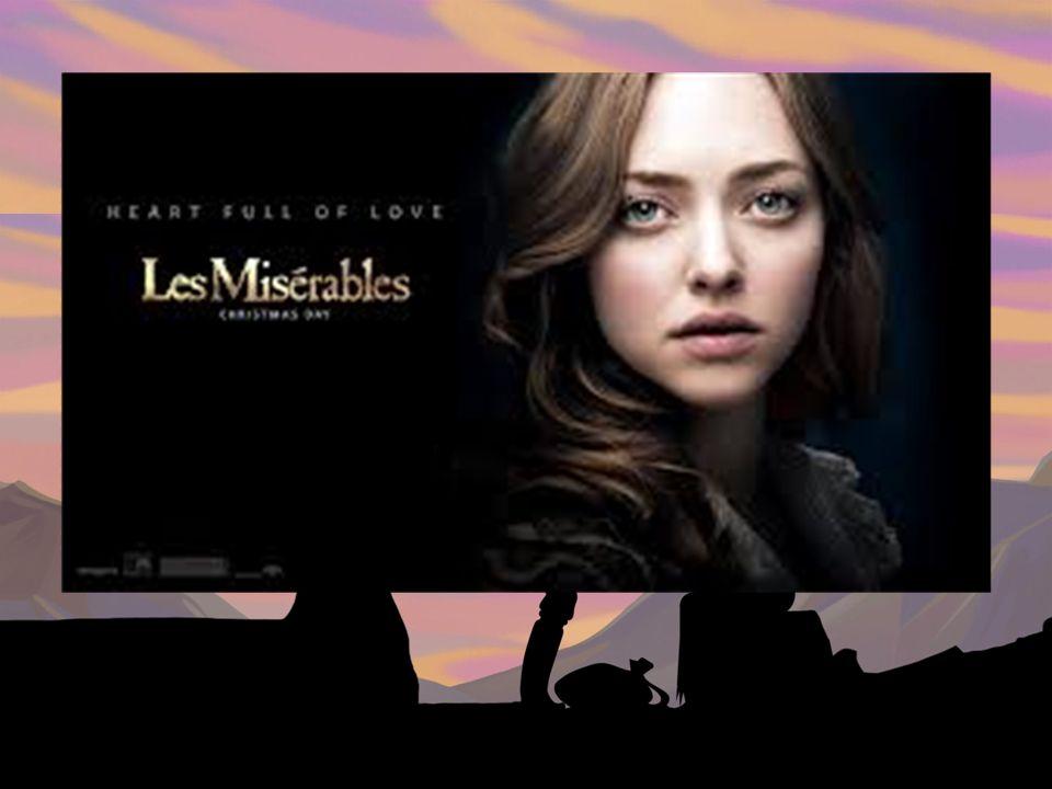 Qui joue le rôle de Cosette dans Les Misérables (2012).