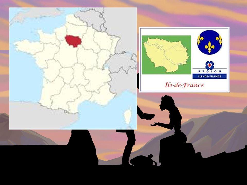 Paris se trouve dans quelle région.