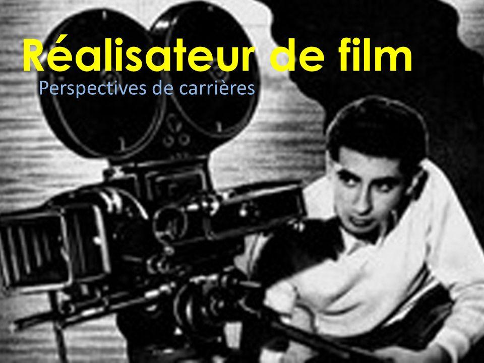 Réalisateur de film Perspectives de carrières