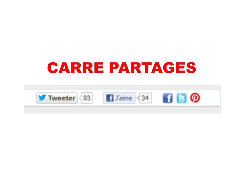 CARRE PARTAGES
