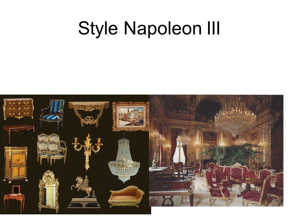 Style Napoleon III