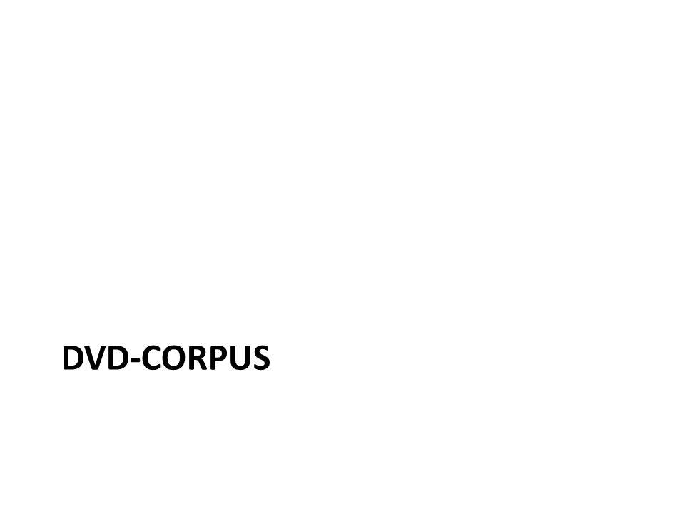 DVD-CORPUS