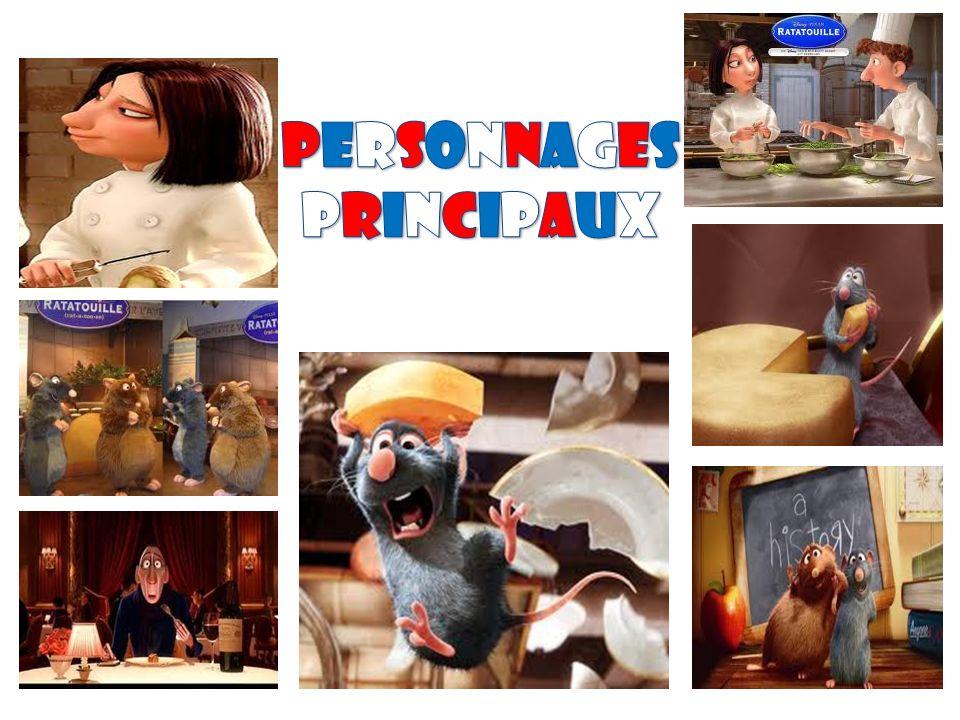 Ratatouille est le huitième film d'animation en images de synthèse américain des studios Pixar, réalisé par Brad Bird et sorti en salles en 2007. Le f