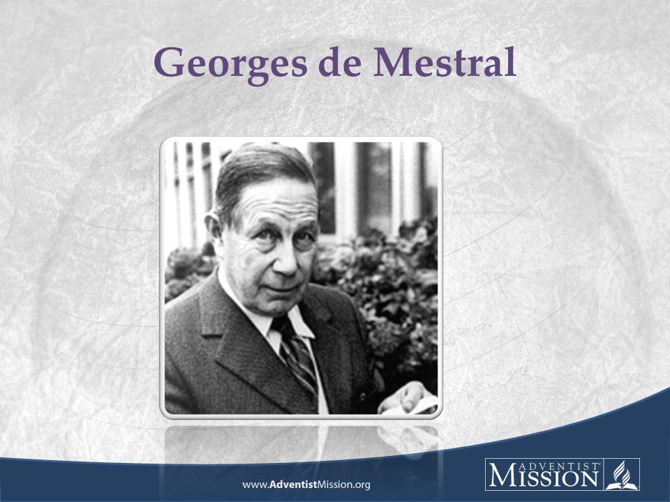 Georges de Mestral