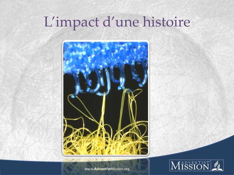 Limpact dune histoire