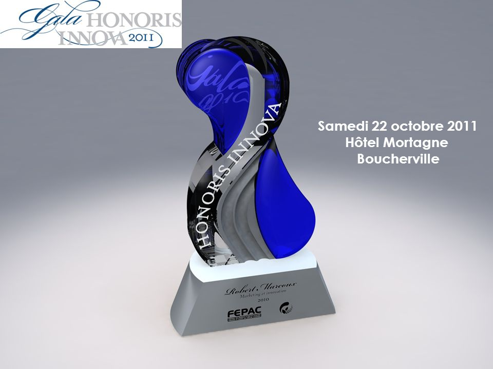 26 Samedi 22 octobre 2011 Hôtel Mortagne Boucherville