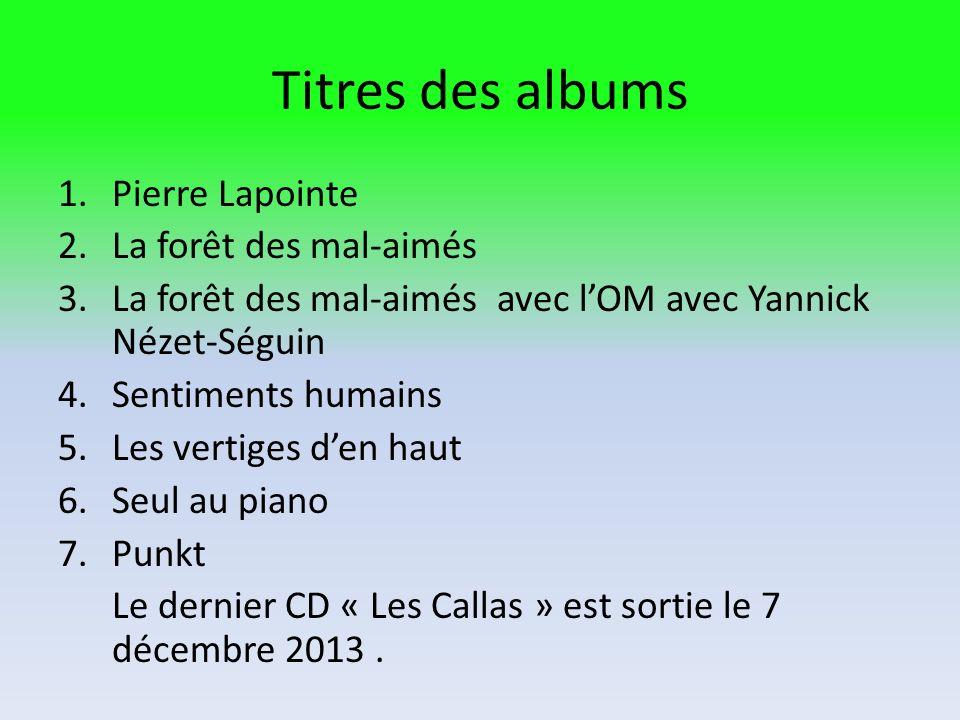 Il a vendu 500 000 CD en 10 ans Certains dentre eux ont été distribué en France et en Belgique.