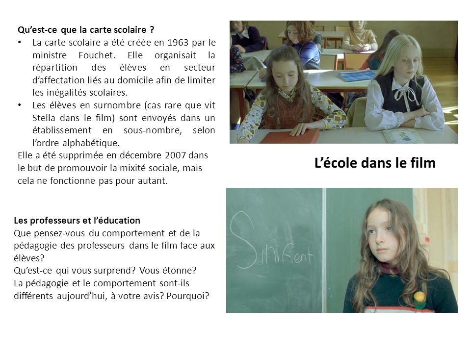Quest-ce que la carte scolaire .La carte scolaire a été créée en 1963 par le ministre Fouchet.