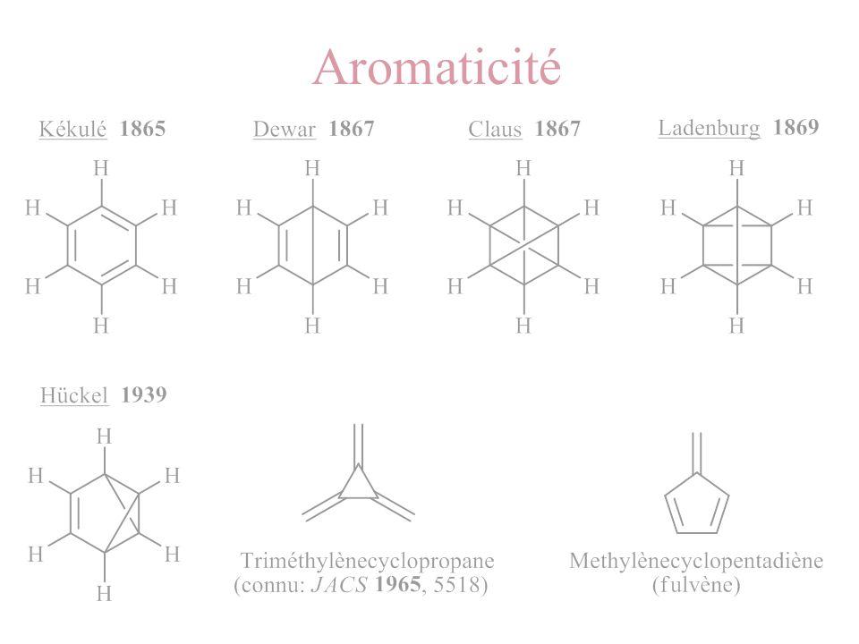 Aromaticité