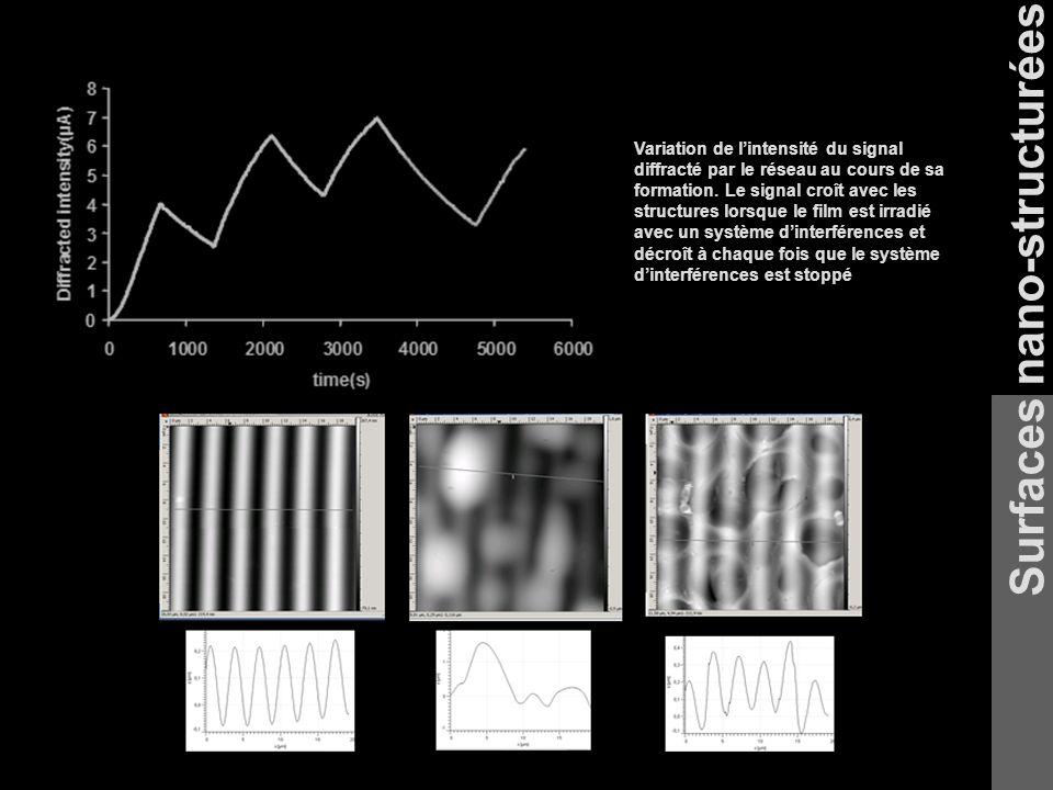 Irradiation laser en pulse (INFLPR Bucuresti)