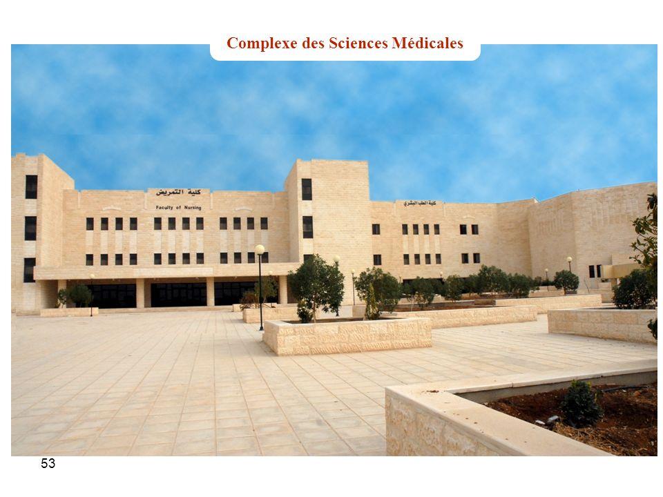 53 Complexe des Sciences Médicales