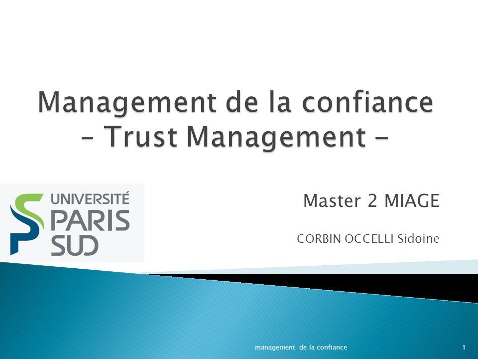 Style de management: Grille de Blake et Mouton (1957) : 12management de la confiance