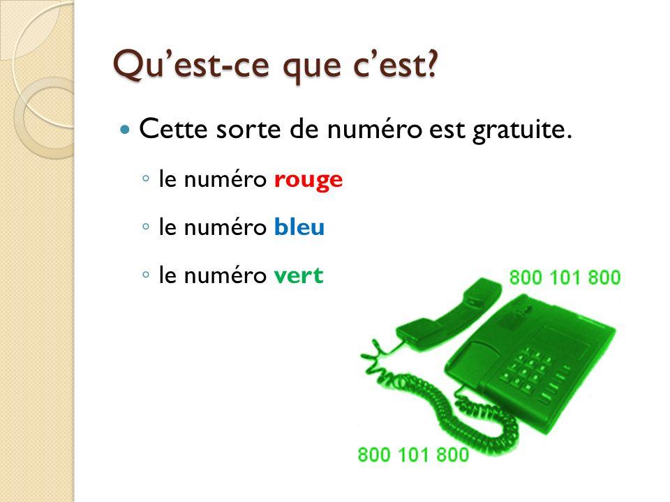 Quest-ce que cest. Ce numéro indique la ville/la partie de létat dans un numéro de téléphone.