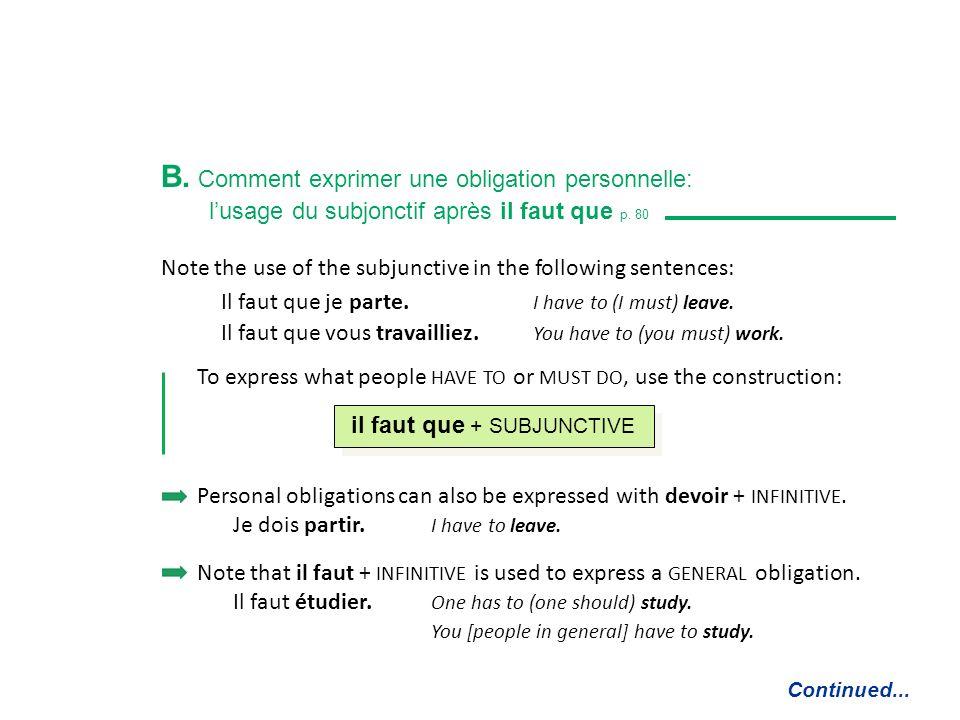 - Les terminaisons sont les suivantes: -e, -es, -e, -ions, -iez, -ent subjonctif présent verbesparlerfinirboire 1ère pers.
