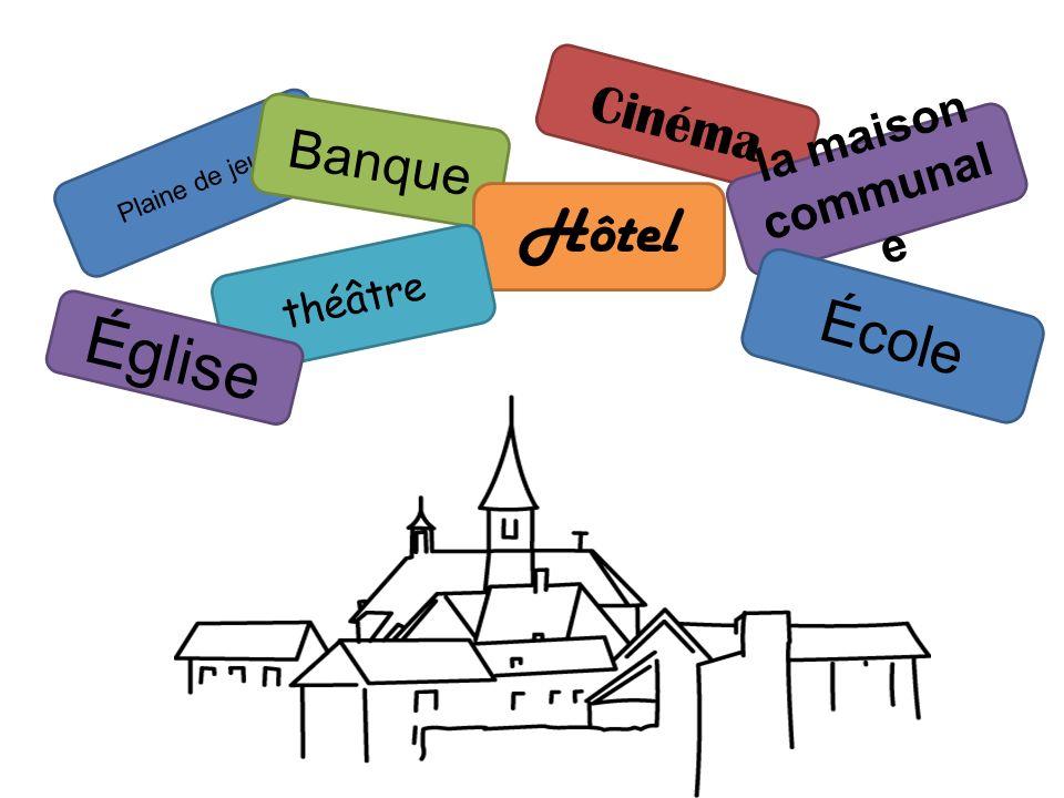 Plaine de jeux Marc devient le bourgmestre Lentrée = (chacun reçoit un passeport) (mariage…) Boucherie (hot-dog…) Boulangerie (pâtisserie, sandwich…)