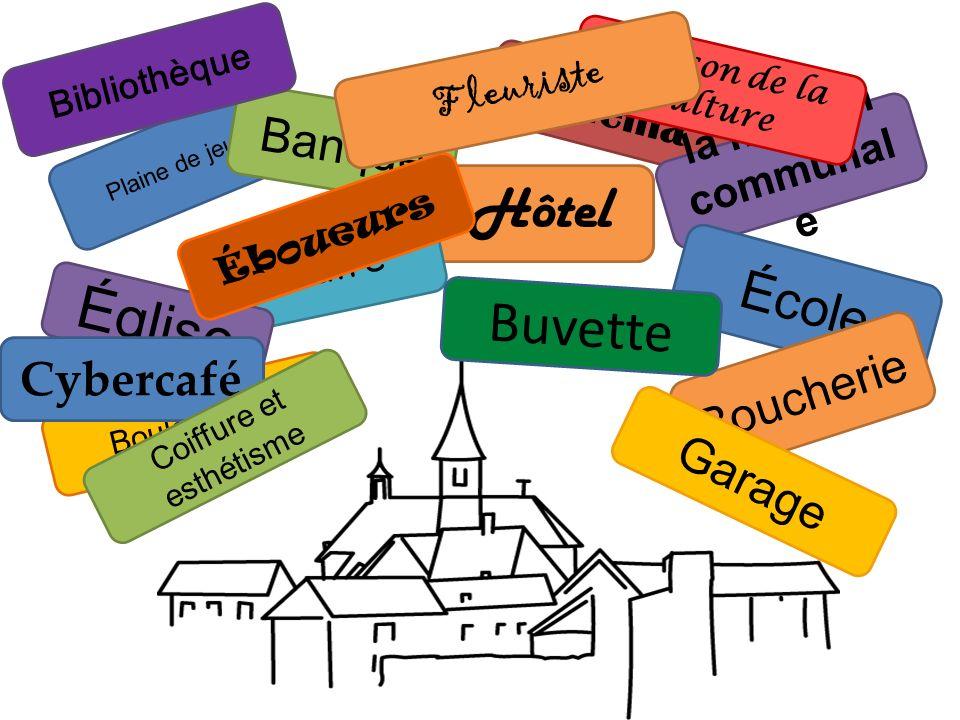 Plaine de jeux Hôtel de ville (entrée = carte de séjour) Asbl environnement, cabine téléphonique, photographe, asbl sentiments (défouloir sur un grand