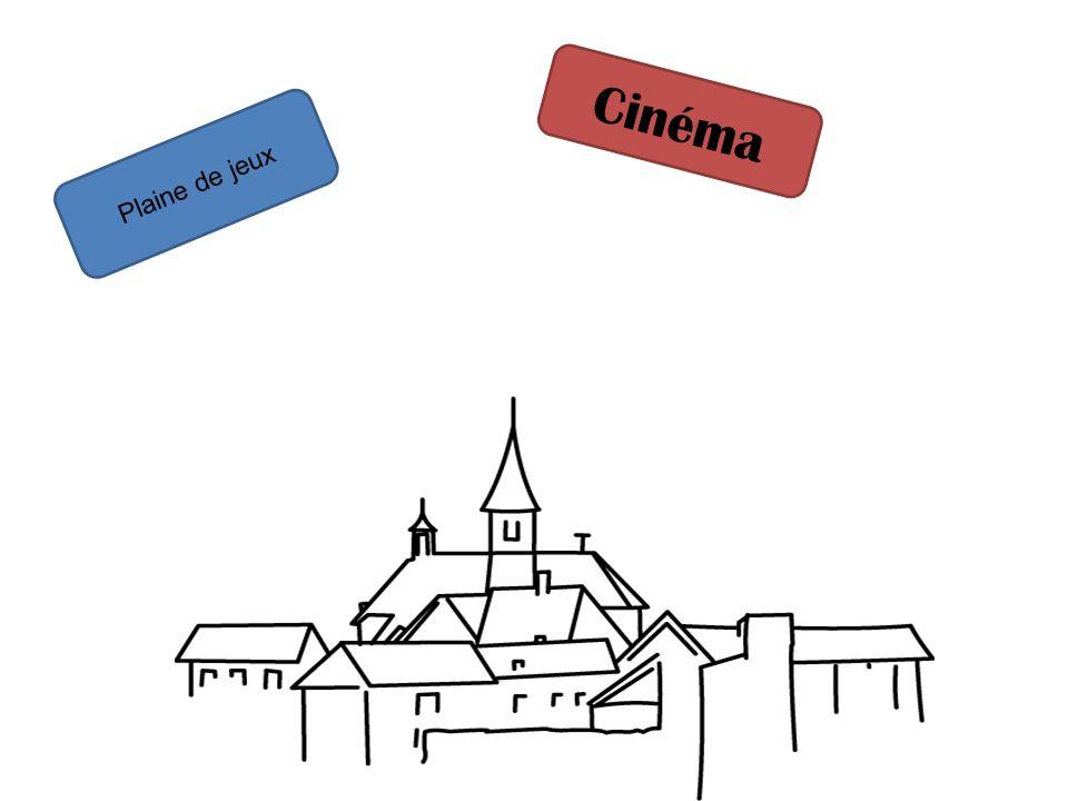 Musée œuvres des enfants : château gonflable, CERTAINS jeux en bois le soir Spectacle : soit fre podium soit traditionnel selon les cycles Marc devien