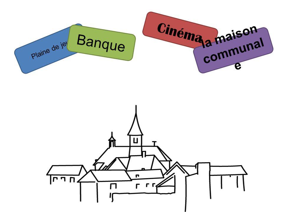 Plaine de jeux Musée œuvres des enfants : château gonflable, CERTAINS jeux en bois le soir Spectacle : soit free podium soit traditionnel selon les cy