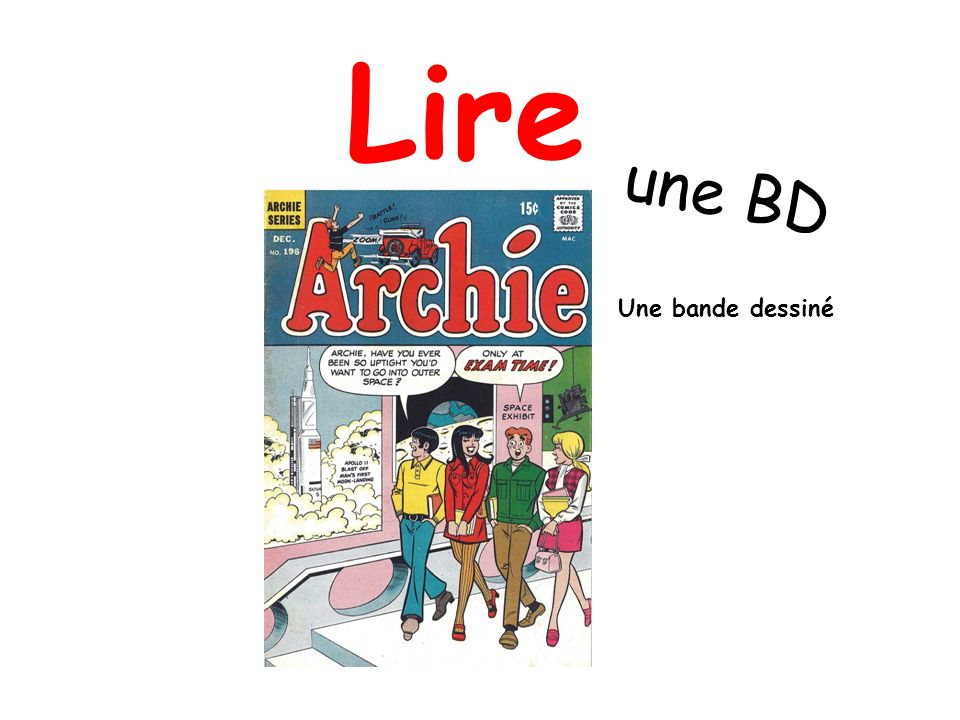 Lire une BD Une bande dessiné