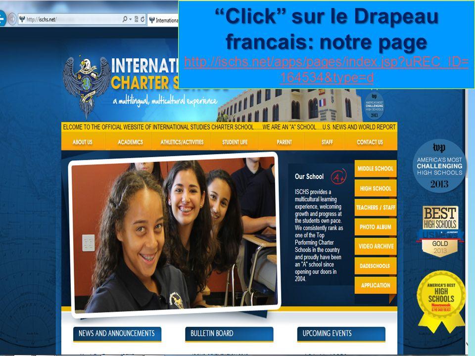 Click sur le Drapeau francais: notre page http://ischs.net/apps/pages/index.jsp?uREC_ID= 164534&type=d