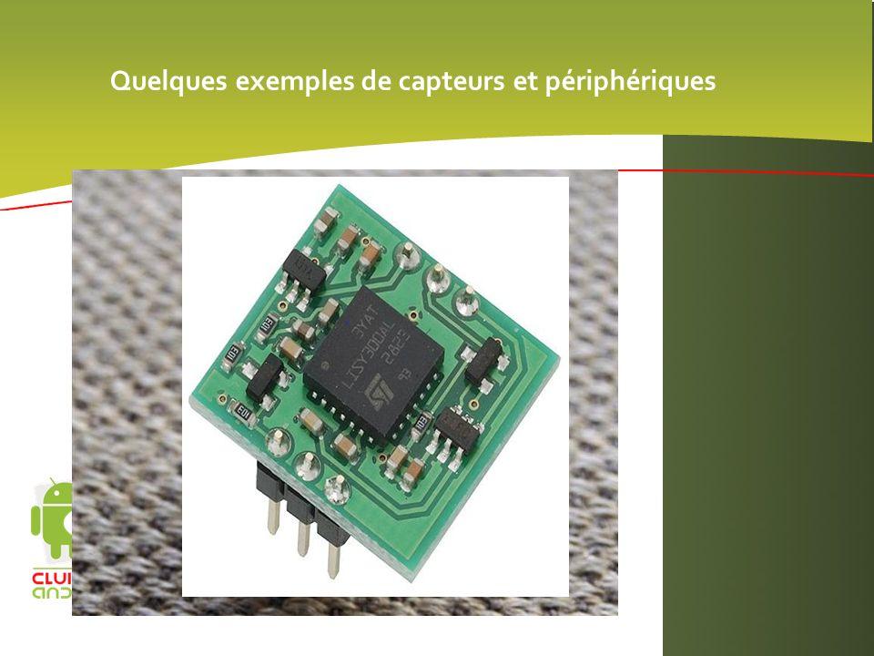 L utilité dun accéléromètre Dans les smartphone on utilise laccéléromètre généralement dans les jeux et la navigation GPS On a sur chaque axe un accéléromètre pour avoir un maximum de précision et couvrir tous les mouvements.