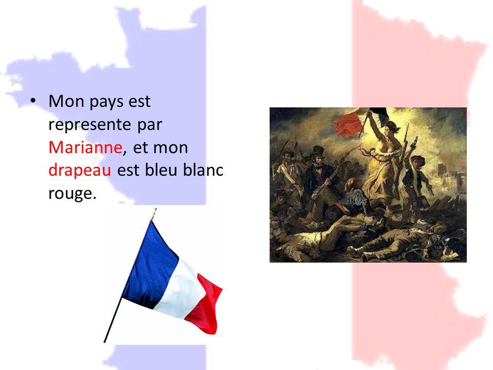Mes personnages historiques preferes sont Jeanne dArc et Napoleon.