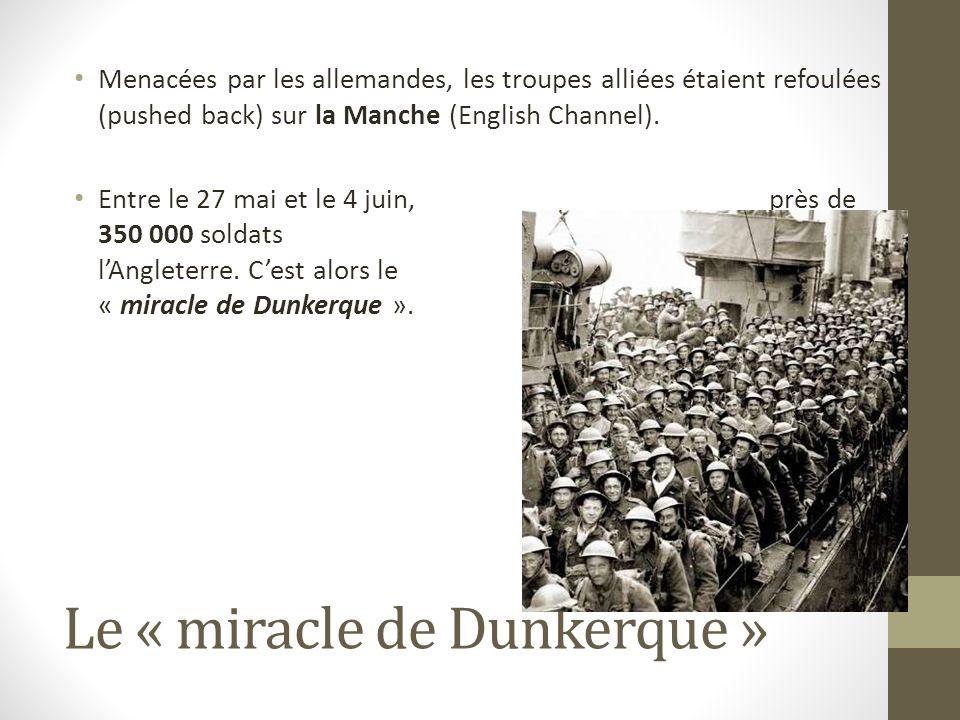 La guerre éclaire Un film anglais de 9 minutes qui expliquent les invasions des allemands, commençant avec Pologne, jusquà la bataille de Dunkerque.