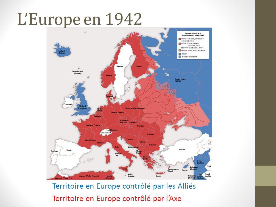 Introduction La guerre a éclaté en Europe.La guerre a aussi éclaté en Asie et la Pacifique.