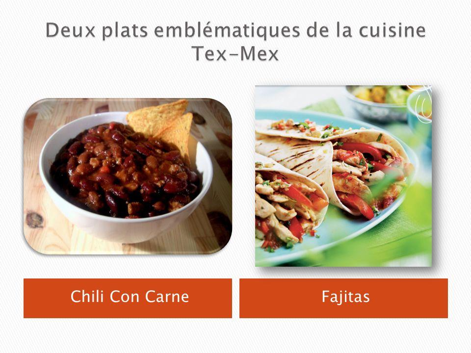 Chili Con CarneFajitas