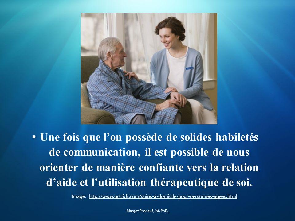 Lempathie est le coeur de la relation daide.