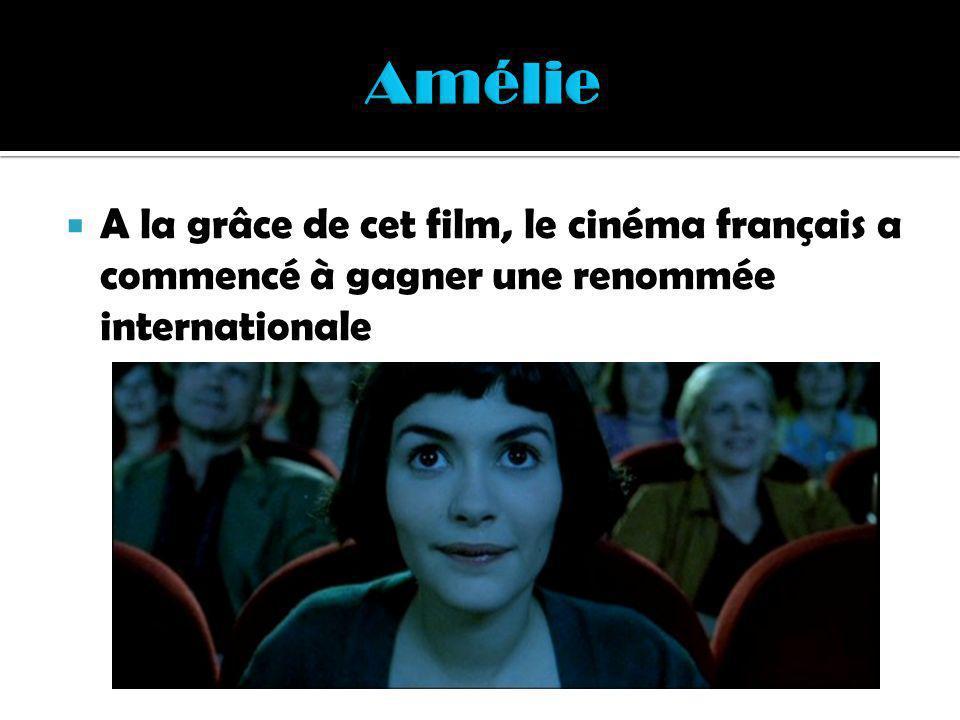 A la grâce de cet film, le cinéma français a commencé à gagner une renommée internationale