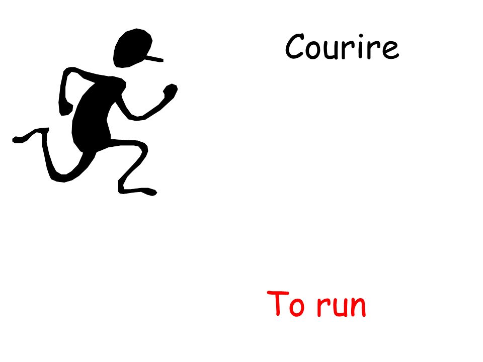Courire To run