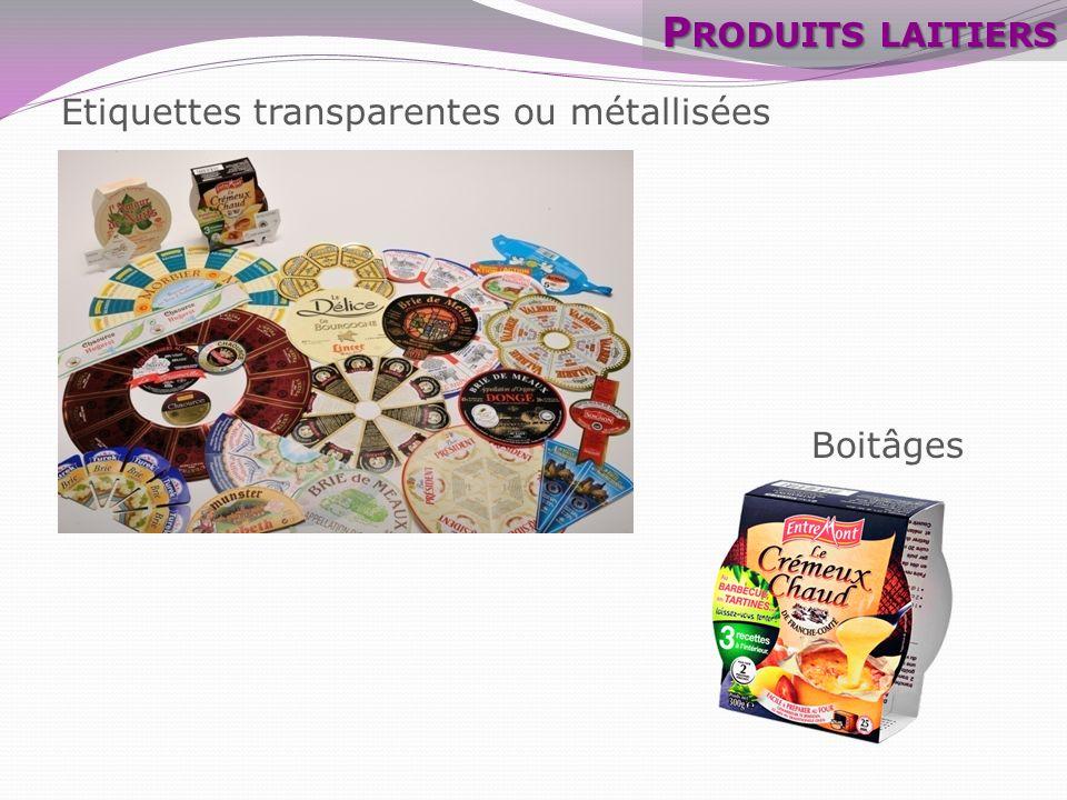 Lemballage Fromager Du projet au produit… 2 sites de production à Arcis sur Aube en Champagne : Brodart et Imprimerie de la Halle